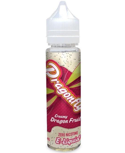 Dragonfly Creamy Dragon Fruit Shortfill 50ml – £3.50