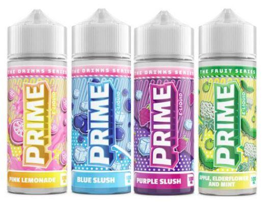 Prime 100ml E-Liquid – £5.99