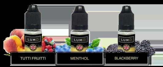 Lumo E-Liquid 160ml Bundle – £3.00
