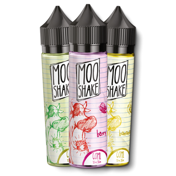 Moo Shake 50ml Shortfill – £8.89