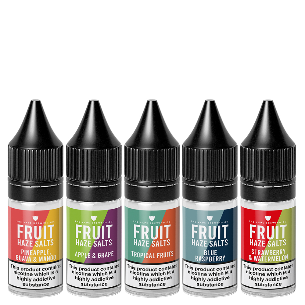 Fruit Haze 10ml Salts – £1.59