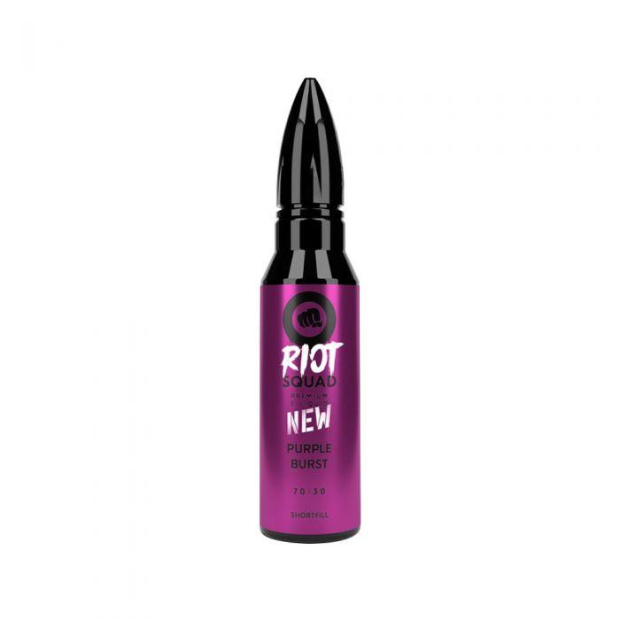 Purple Burst x2 50ml Short Fill E-liquid – £20.00