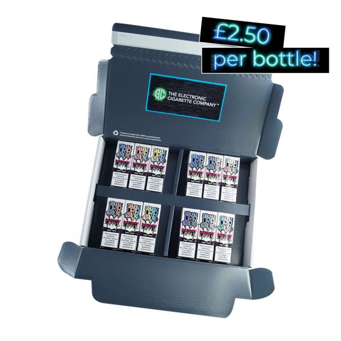 Double Drip 50/50 E-liquid Subscription – £29.99