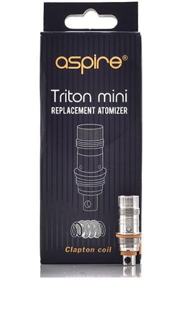 Aspire Nautilus/Triton Mini Coils (clapton)