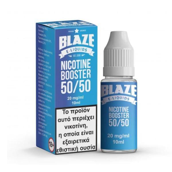 Blaze Nicotine Booster 20mg/ml 50VG/50PG