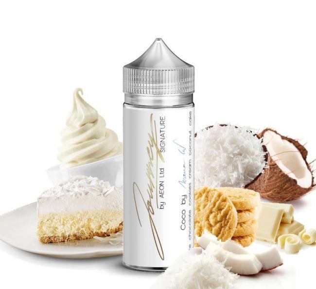 Journey Classic Coco 120ml Flavorshot