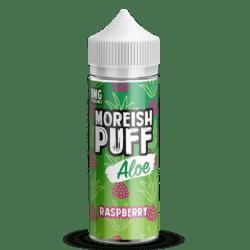 Moreish Puff Aloe - Raspberry