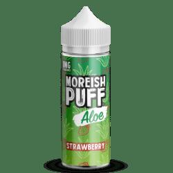 Moreish Puff Aloe - Strawberry