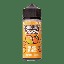 Seriously Fruity E-Liquid - Mango Orange