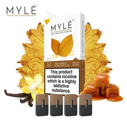 MYLE-Pods-Sweet-Tobacco