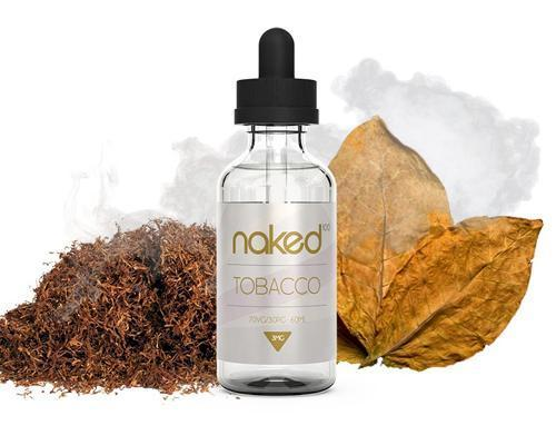 Naked 100 - Euro Gold Tobacco (60ml)