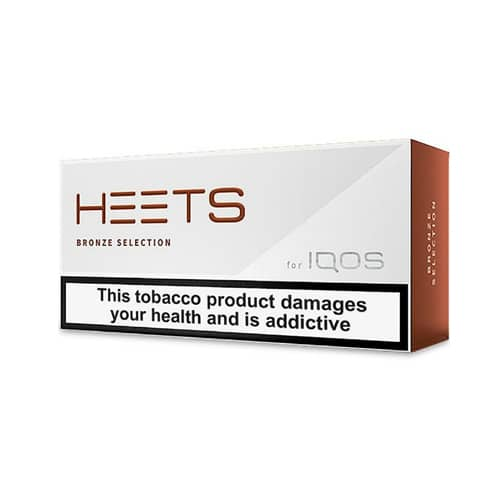 HEETS FOR IQOS Bronze Selection