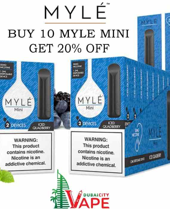 BUY MYLE MINI BUNDLE OFFER GET 20% OFF