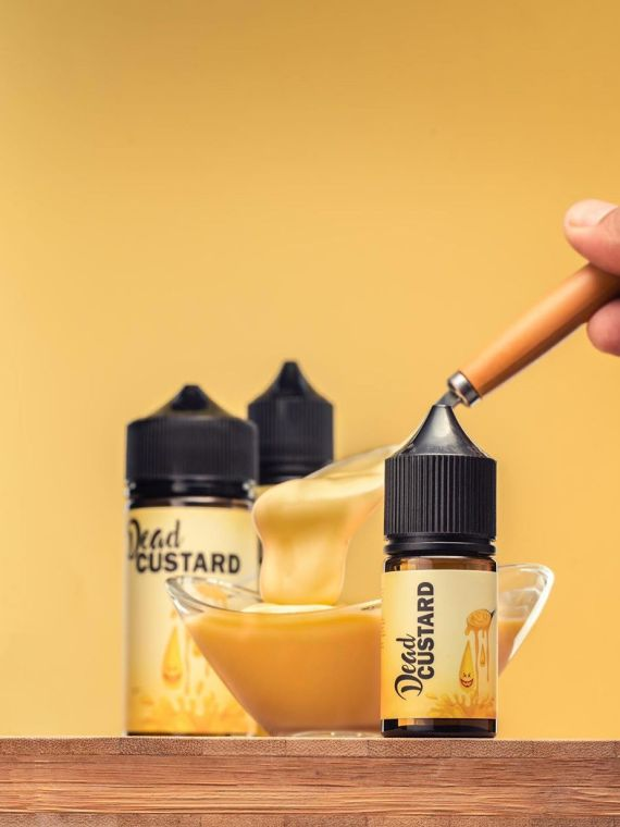 Dead Custard 30ml Salt Nic