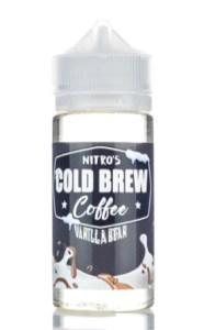 Nitro Cold Brew Vanilla Bean