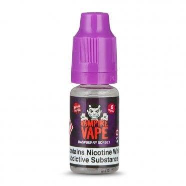 Raspberry Sorbet E Liquid (10ml)
