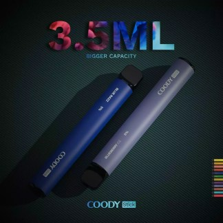 Coody Disposable Stick 5% Nicotine 3.5 ml (1000 puffs).