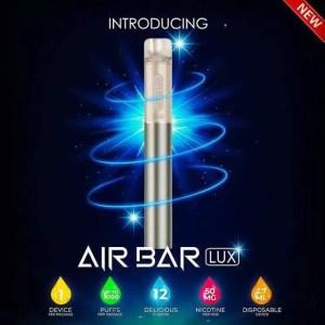 Air Bar Lux Presentation