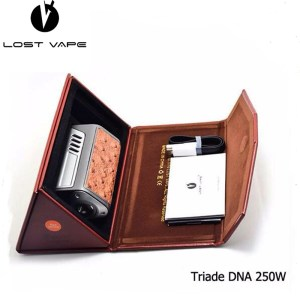 Lost Vape Triade DNA