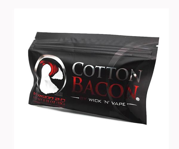 V2 rda Cotton Bacon