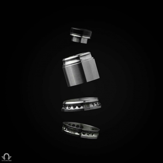Anglo RDA by Hellvape - a hint of taste drip from the creators of the dead rabbit