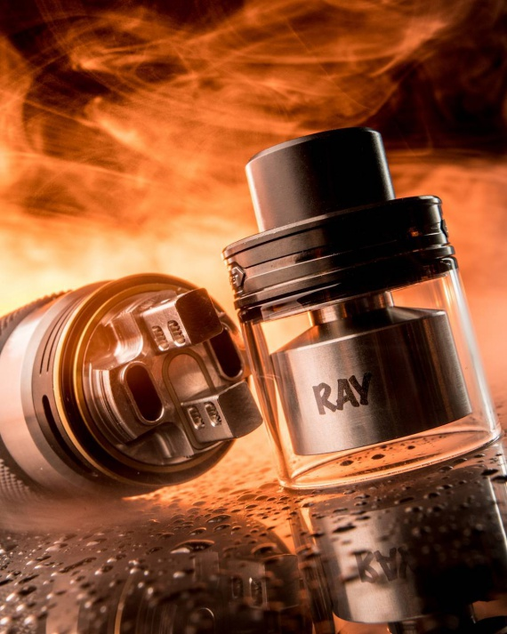 Coil Master RAY RTA - the second RTA in a row