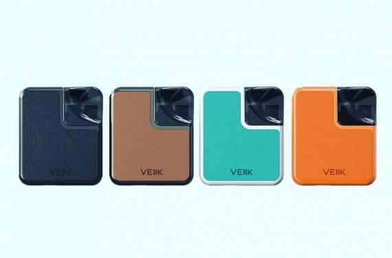 VEIIK Cracker Pod Kit Review