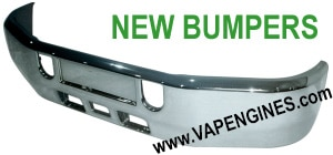 Buy replacement auto bumpers