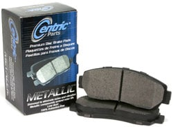 Centric brake pads for sale