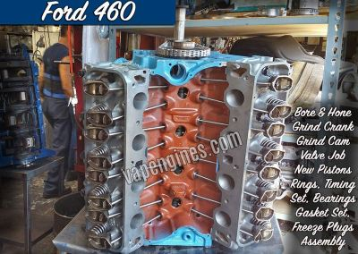 Ford 460 Engine Rebuild Machine Shop