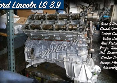 Lincoln LS 3.9 Engine Rebuild Machine Shop