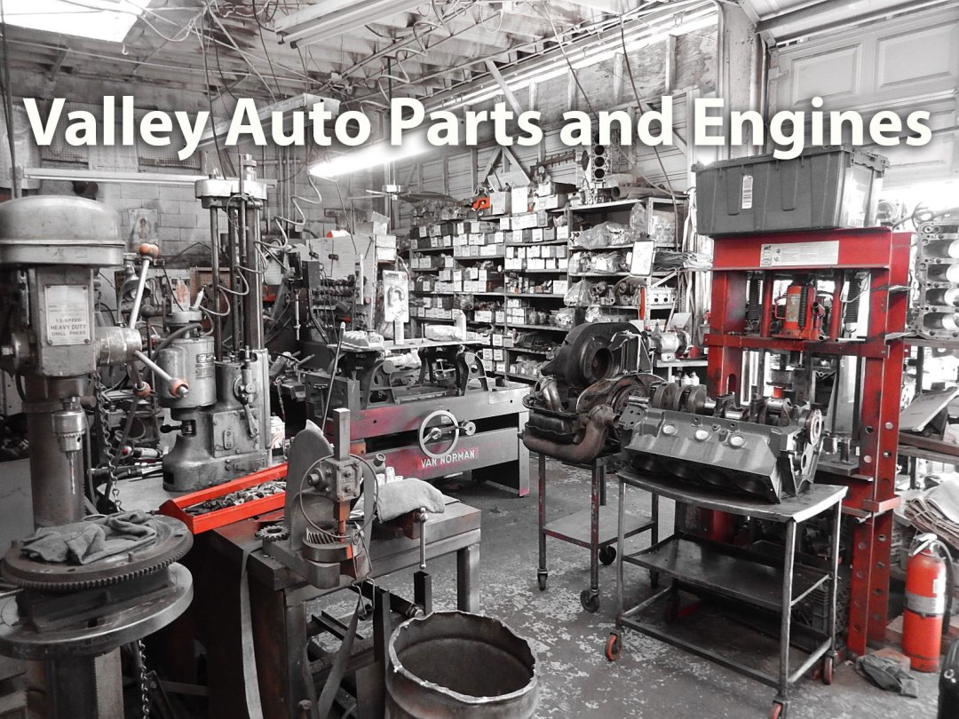 Full service machine shop repair jobs