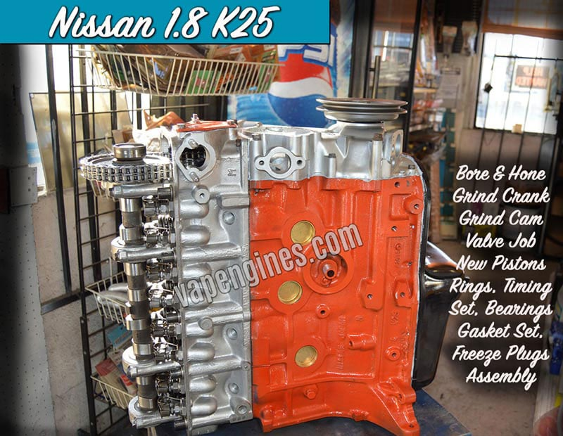 Nissan Datsun engine Photo Gallery