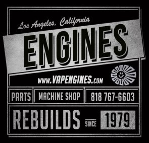 Los Angeles Machine Shop engines