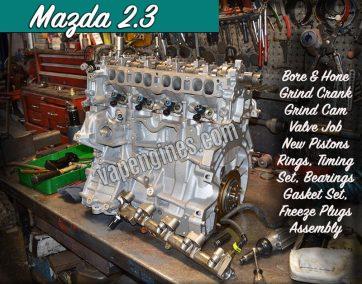 Mazda 2.3 Engine Rebuild Machine Shop