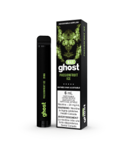 passionfruit ice ghost max