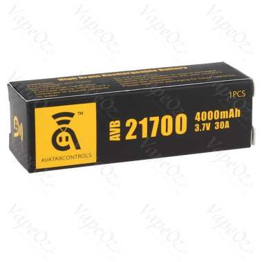Avatar AVB 21700 30a 4000mah box