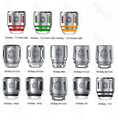 tfv baby coils options