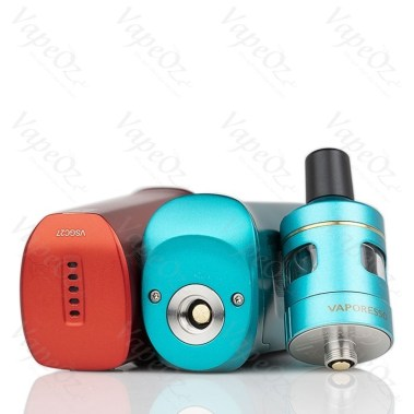 Vaporesso Target Mini W Kit VM Tank mAh Top Bottom