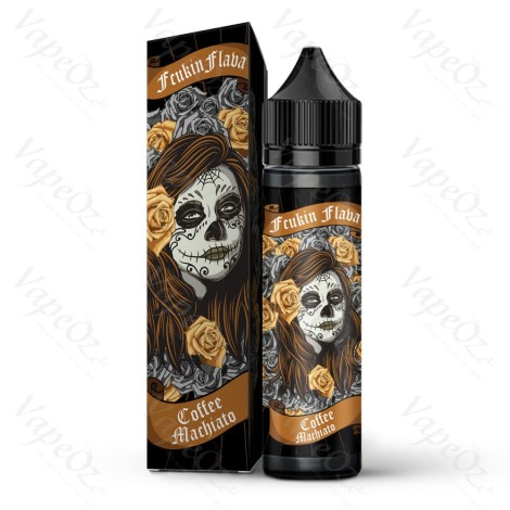 Fcukin' Flava Cloud and Cream EJuice Coffee Machiato VapeOz