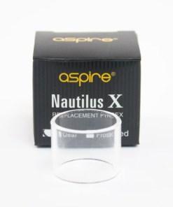 Aspire Nautilus X Replacement Pyrex Glass tank