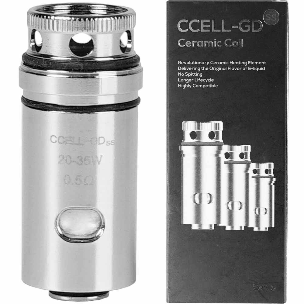Vaporesso Guardian Tank CCELL SS Coil, 0.5ohm