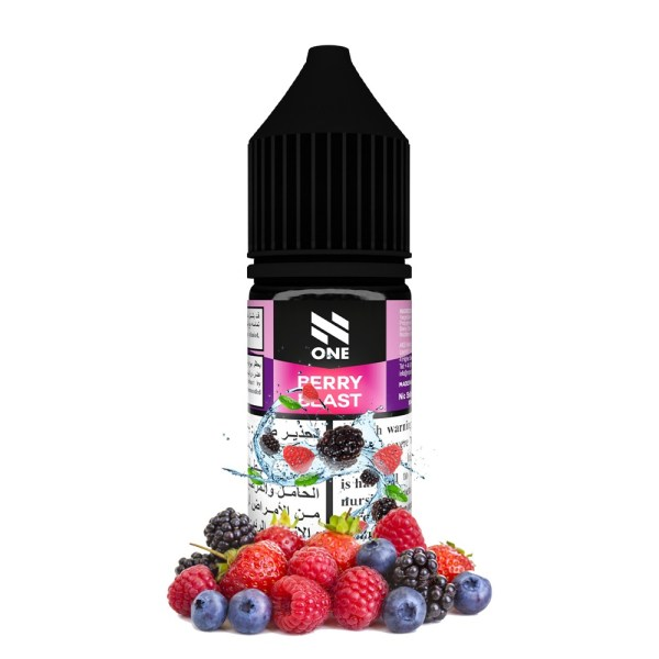 Berry Blast Saltnic - N One salt