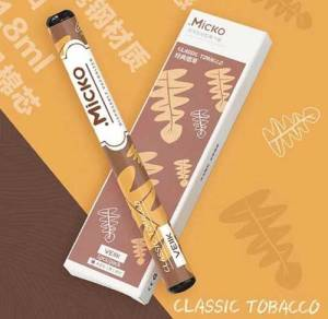Micko Classic Tobacco Disposable