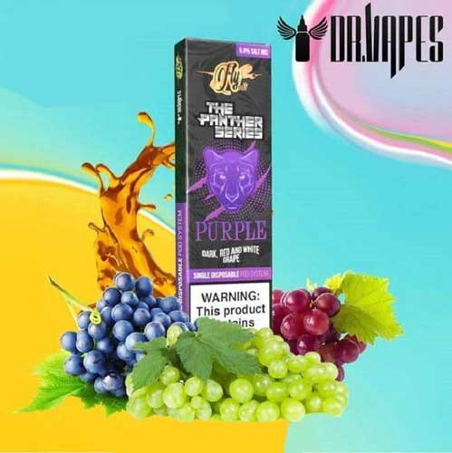 Fly Pods Disposable By Dr Vapes