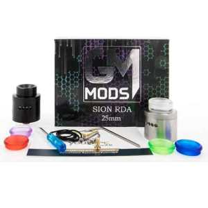 GM Mods - SION RDA LIMITED EDITION