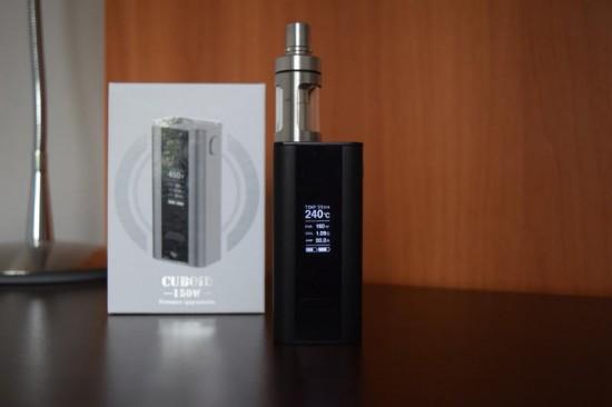 Joyetech Cuboid 150w Review E Cigarette Reviews And Rankings