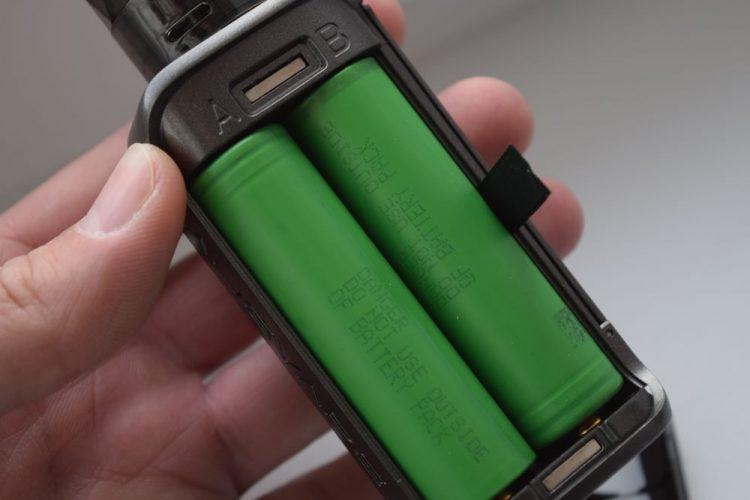Augvape VX200 Kit battery