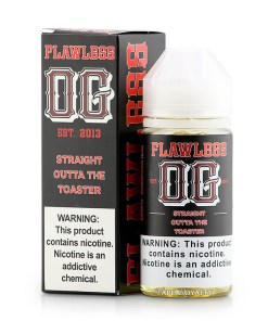 Flawless OG BFB Straight Outta The Toaster Ejuice