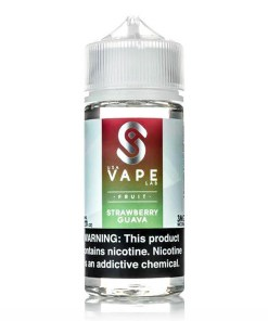 USA Vape Lab strawberry Guava ejuice